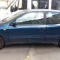 Oferta z Poznania , Fiat Brava , rdza na nadkolach proponowana cena 3000 zł